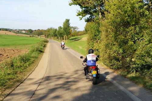 Motorrijbewijspoint Leiden examengarantie