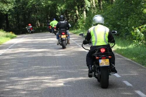 Motorrijbewijspoint Leiden motor lesplan
