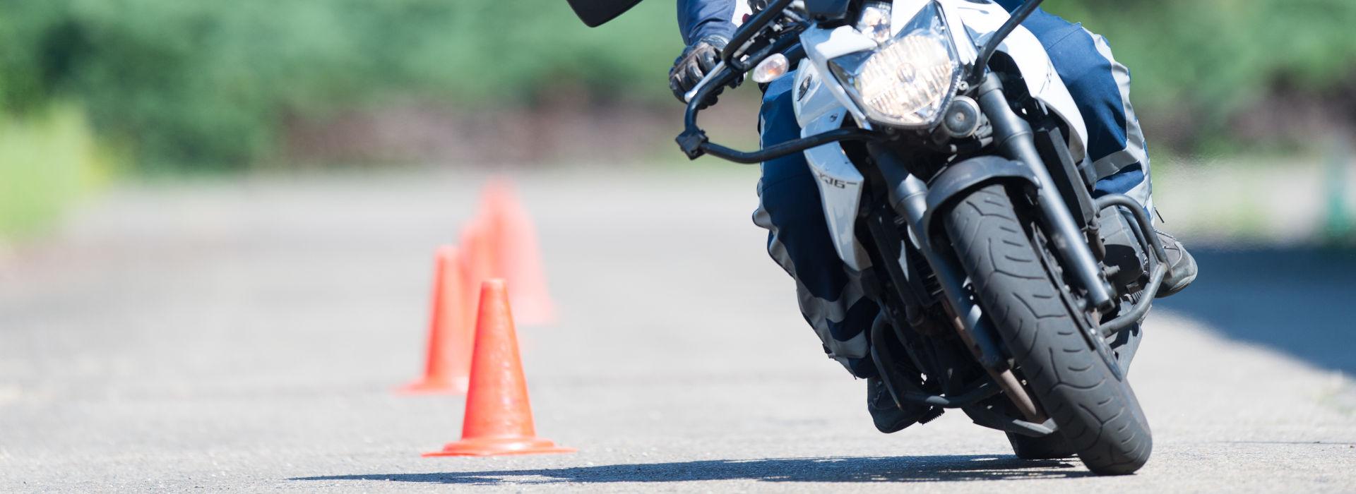 Motorrijbewijspoint Leiden motor rijvaardigheid