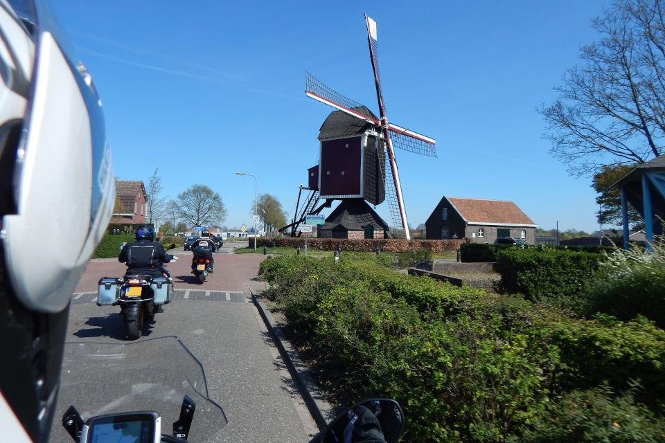 Motorrijbewijspoint Leiden motorrijlesplan